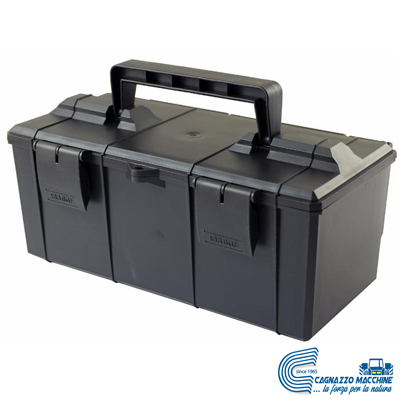 Cassetta porta attrezzi in plastica 320 X 150 X 130 MM | AMA