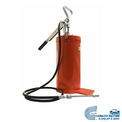 Pompa a barile per grasso | AMA